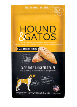 Ancient Grain Cage Free Chicken